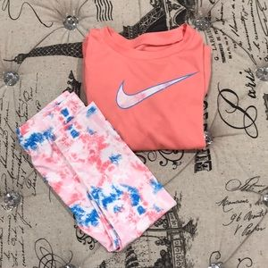 Nike Baby Girls Dri-Fit 2PC Set